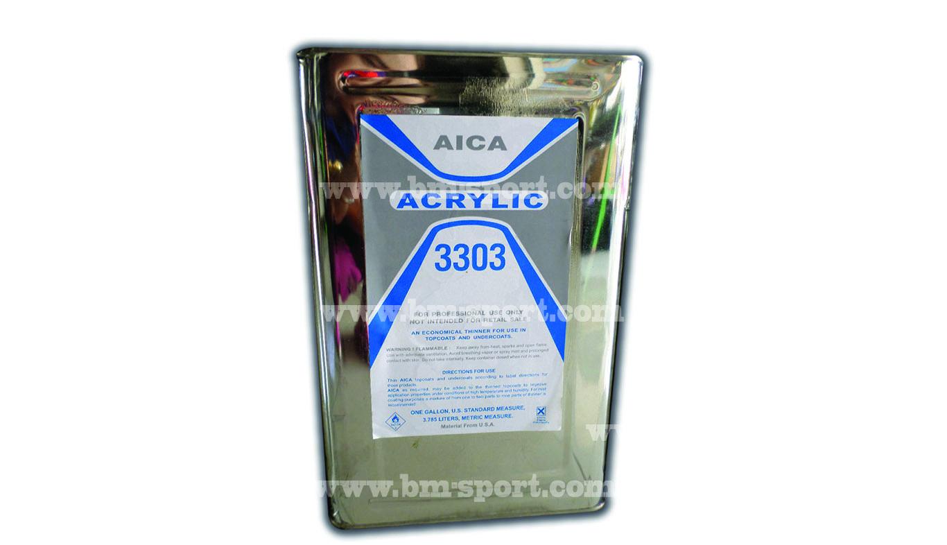 AICA Acrylic 3303 ขนาด 3.785 ลิตร