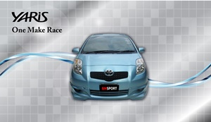 ชุดแต่ง TOYOTA YARIS ONE MAKE RACE