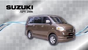 ชุดแต่ง SUZUKI Apv 2006