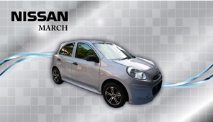 ชุดแต่ง Nissan March