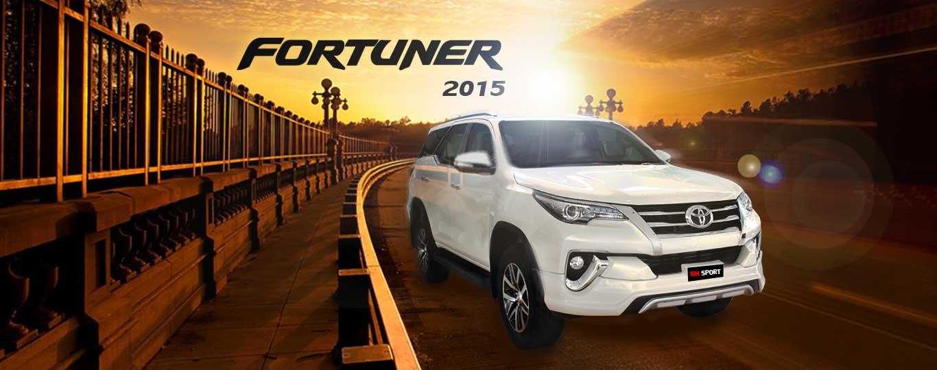 fortuner 2015 - bm sport